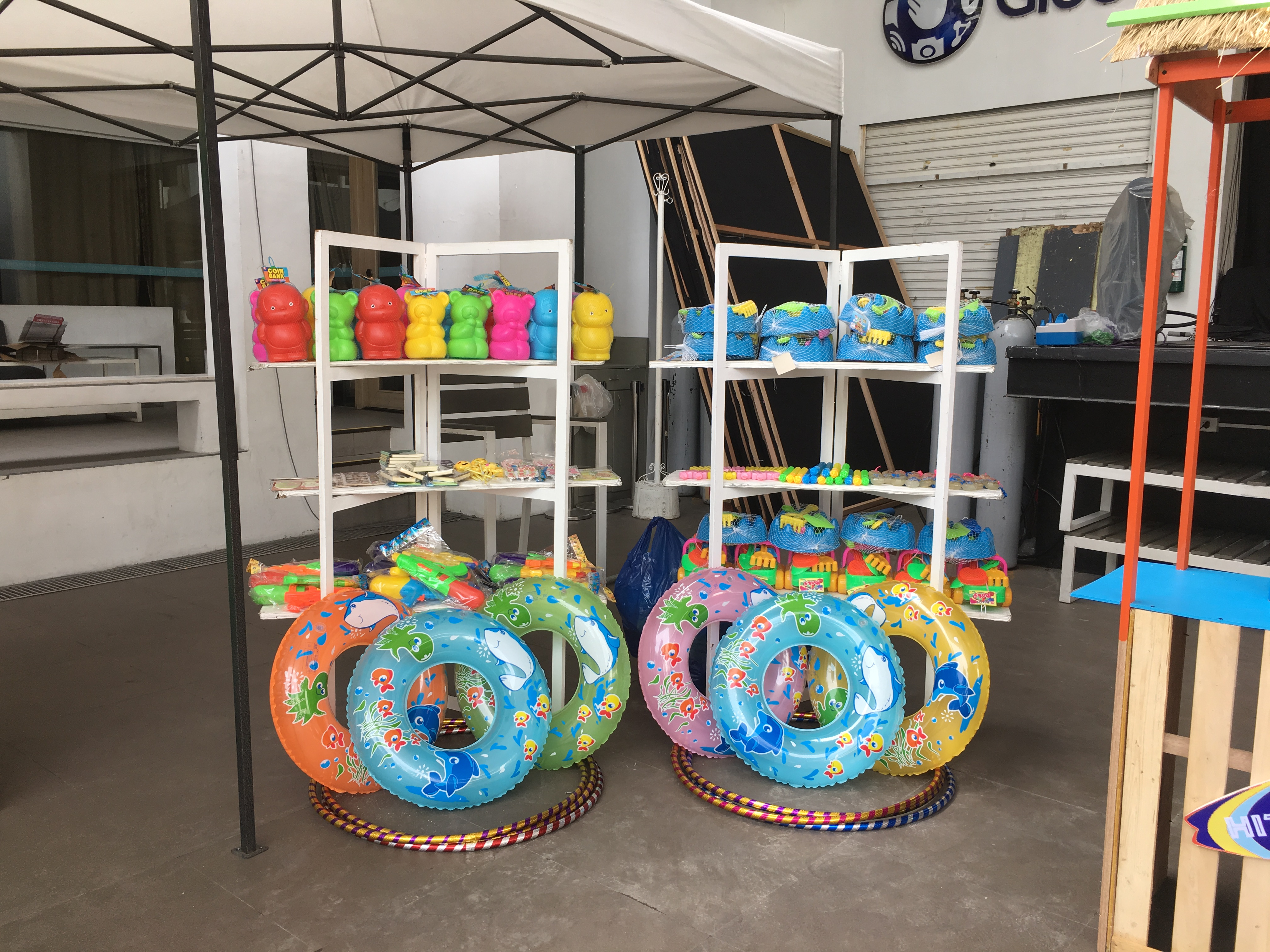 kids area prizes