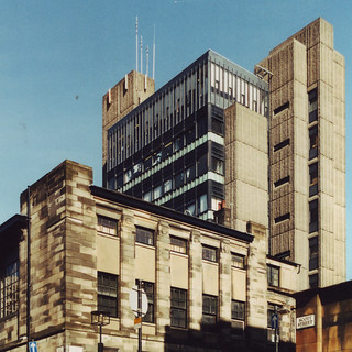 Newbery Tower in 2002