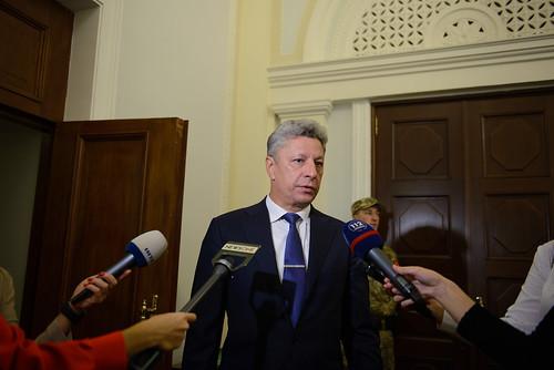 Юрій Бойко: «Потрібно не зменшувати кількість пенсіонерів, а забезпечувати збільшення надходжень до Пенсійного фонду»