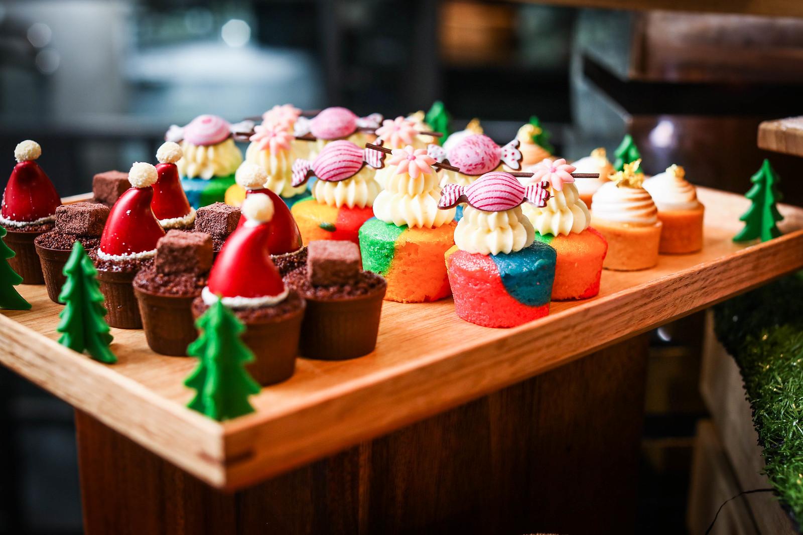 Finger desserts