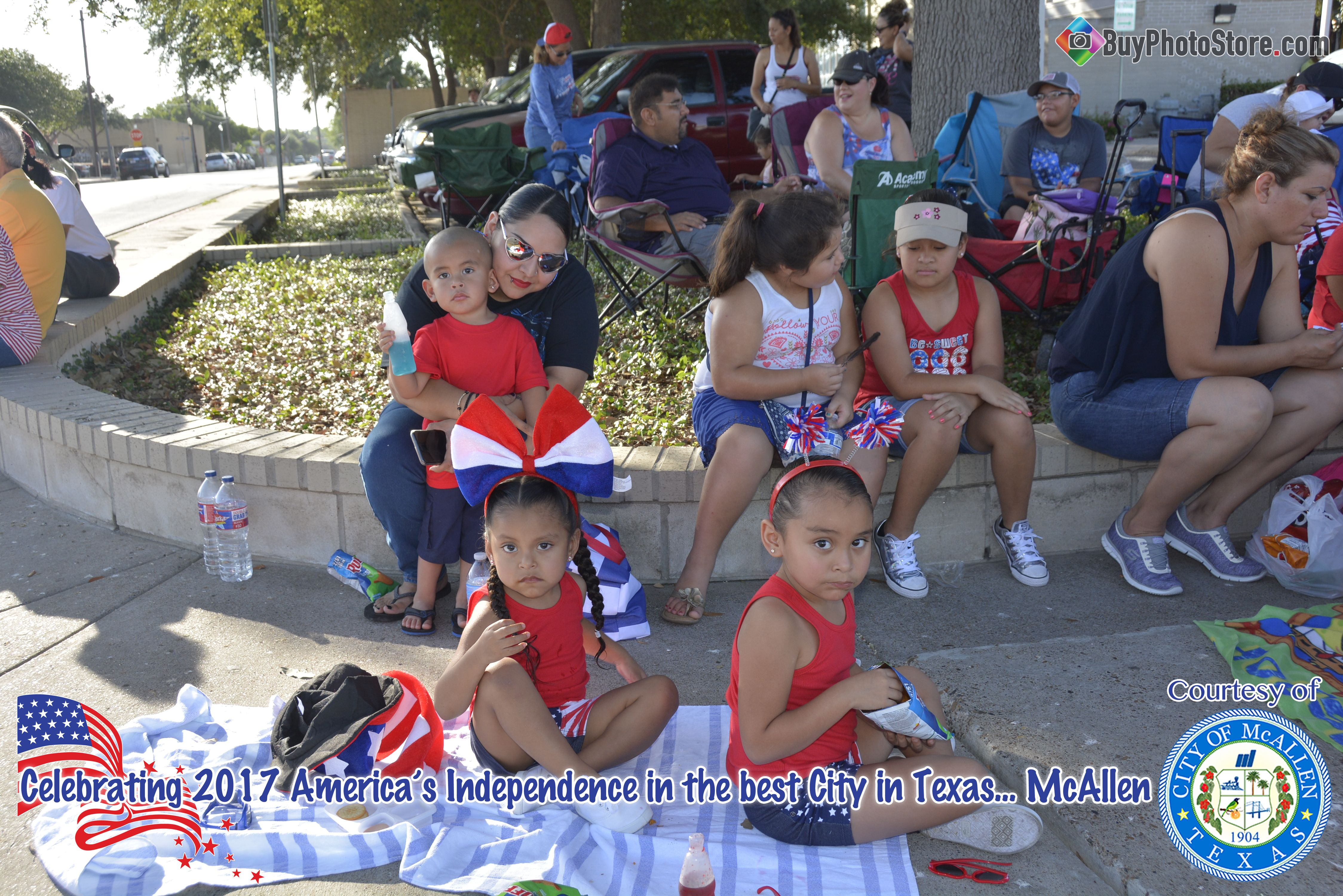 McAllen 4th of July Parade 2017 – Part I