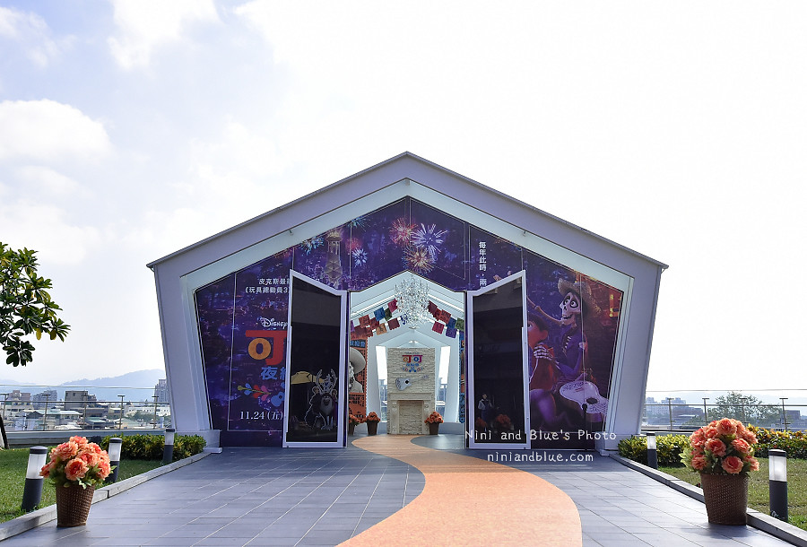 台中水晶教堂.秀泰廣場02