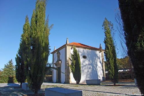 Capela de São João da Carreira - Viseu - Portugal 🇵🇹