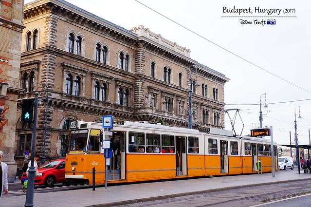 2017 Europe Budapest 16 Tram