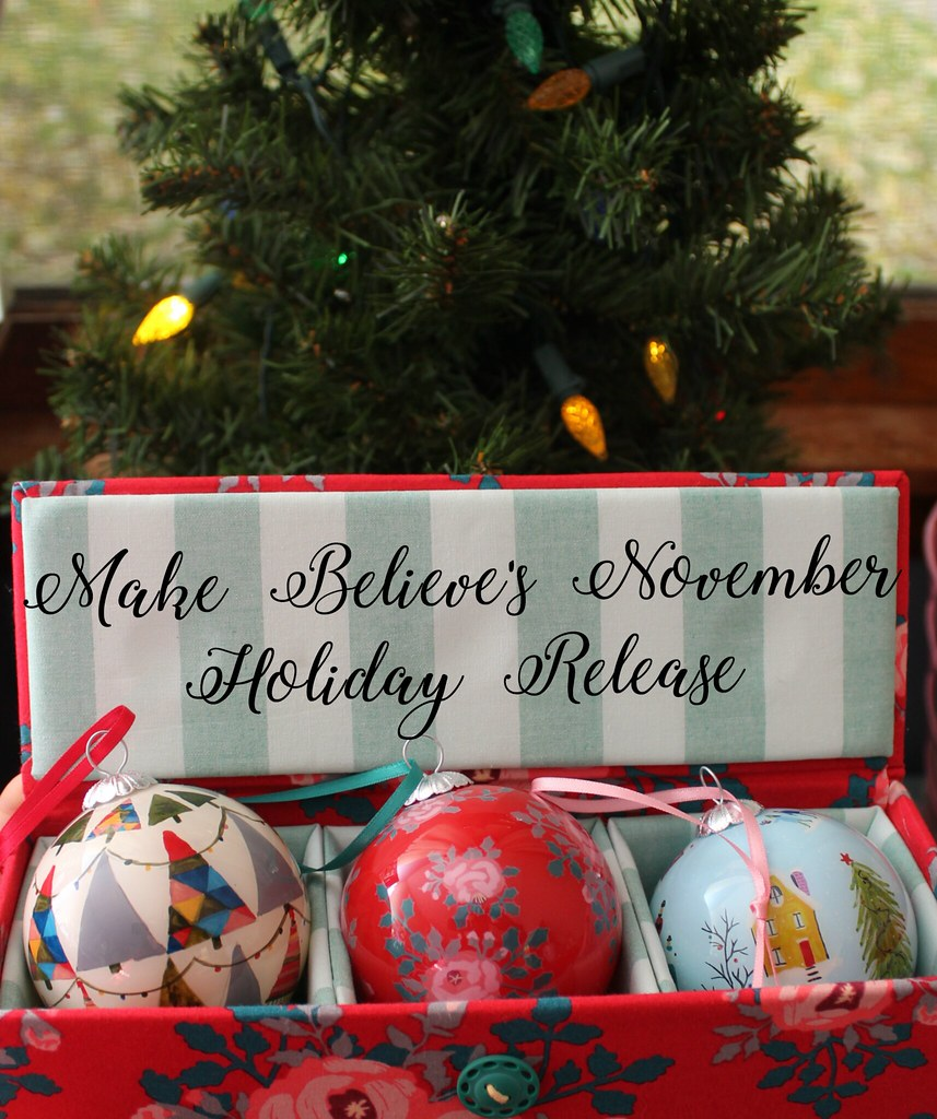 Matilda Jane Make Believe November Holiday Release Jane Parade