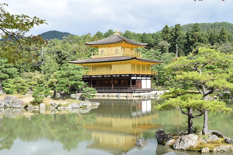 金閣寺(Kinkakuji-temple)