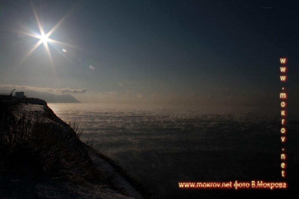 фотография Зима в Анапе.