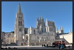 Camino de Santiago. Catedral de Burgos