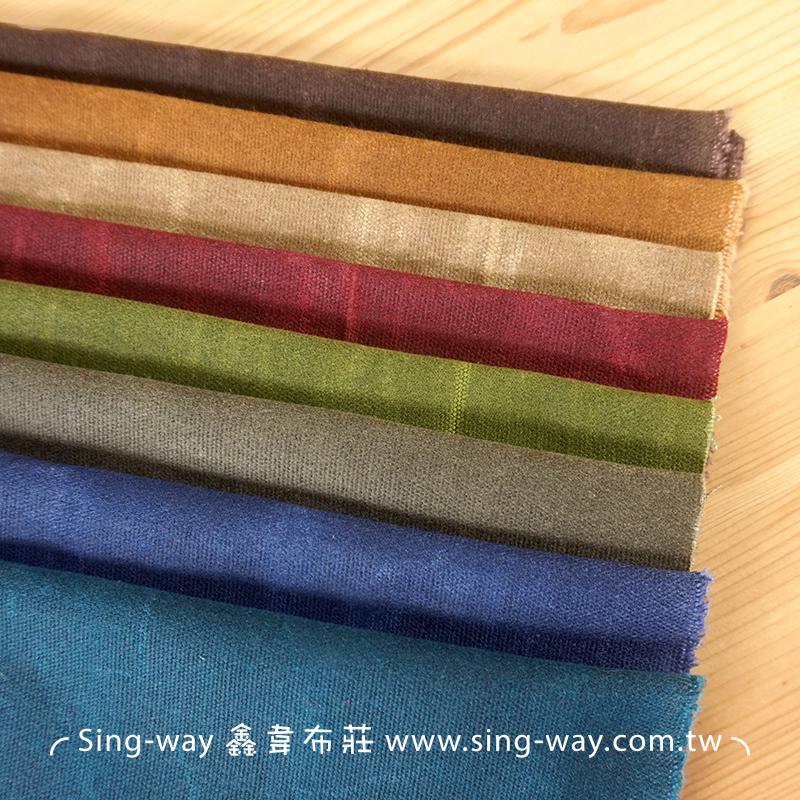 2C1500001 過蠟帆布 棉質 酒袋布 12安帆布 手工藝DIy拼布布料