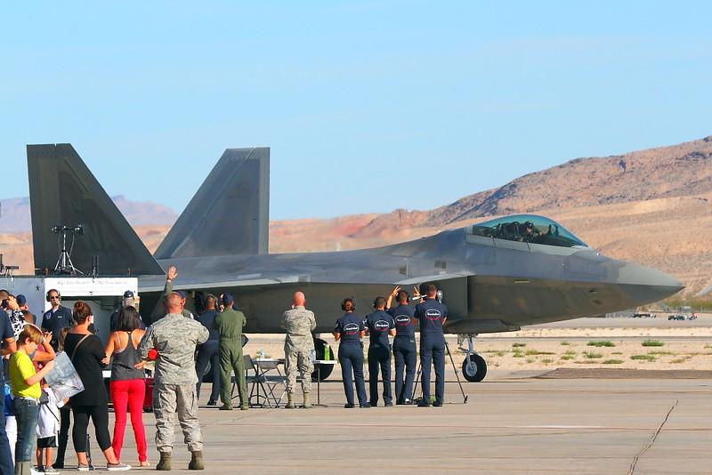 IMG_6676 F-22A Raptor, Nellis AFB Air Show