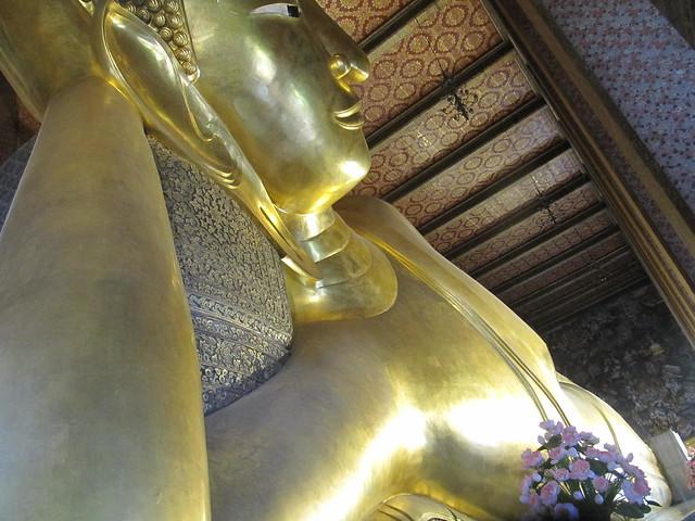 Bangkok: Wat Pho (Храм возлежащего Будды)
