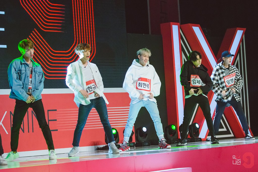 BIGBANG via jtbc_mixnine - 2017-11-24 (details see below)