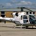 Westland-Aerospatiale SA341D Gazelle HT3 ZB629 Brize Norton 23-6-84