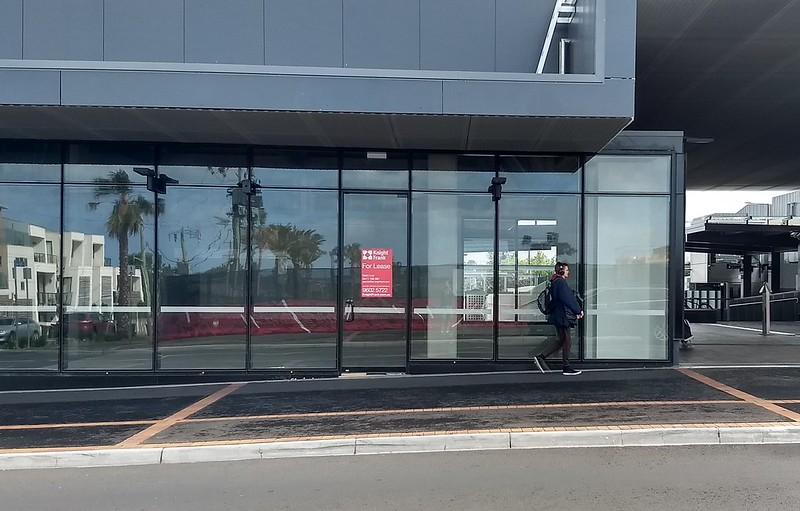 McKinnon station retail space