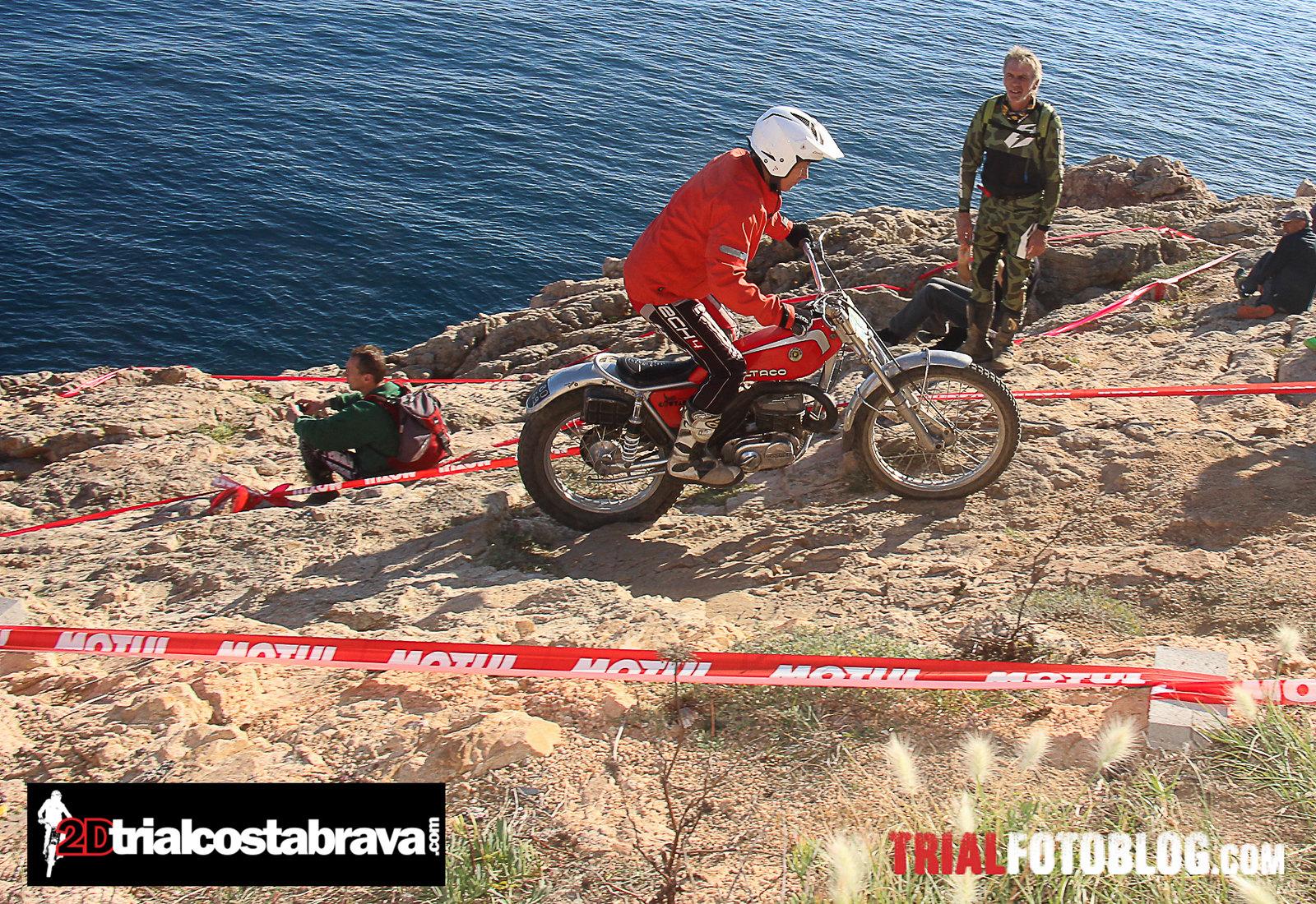2d Trial Costa Brava 2017 (dia 2 - day 2)