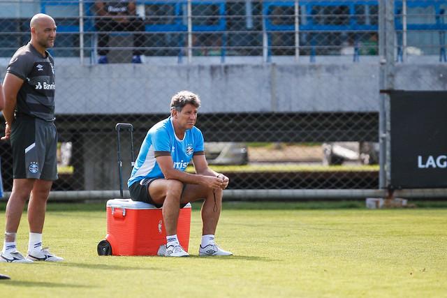 Treino Grêmio 06/12/17