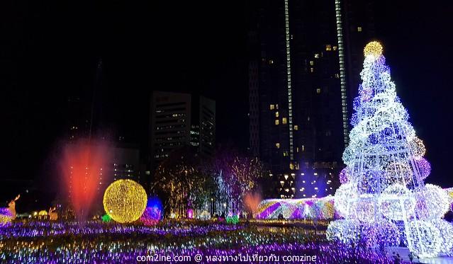 """""""ศิลป์แสง แห่งแรงบันดาลใจ"""" (Thailand Illumination Festival 2017)"""
