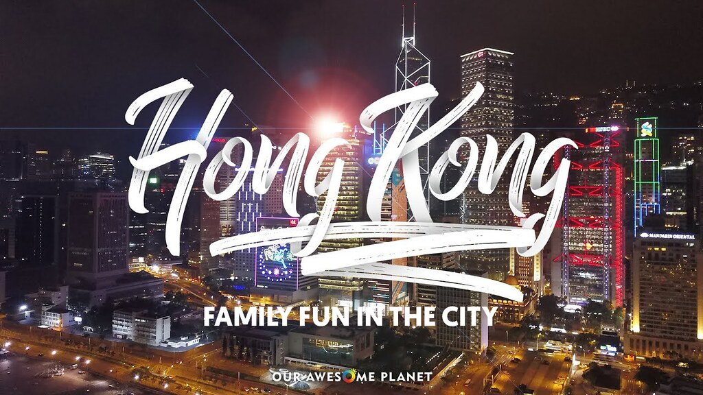 Hong Kong: Family Fun in the City! (Travel Guide)