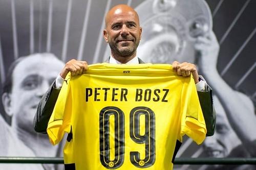 Watzke Saya tidak pernah memiliki kepercayaan pada Bosz