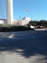 The Cotton Bowl at Fair Park Dallas Texas