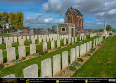 Senlis Community Cemetery Extension - Photo of Bonnay