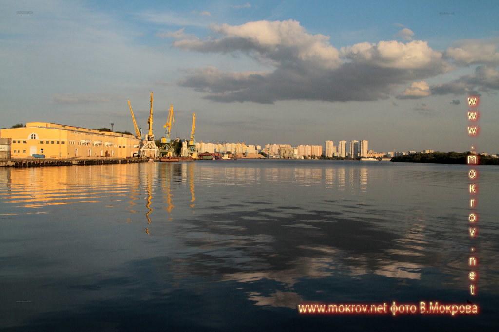 Москва Южный порт.