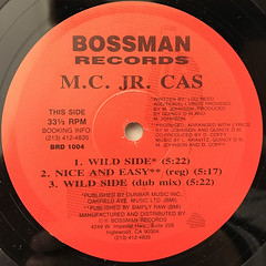 MC. JR. CAS:WILD SIDE(LABEL SIDE-A)