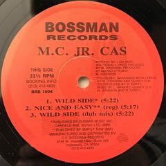 MC. JR. CAS:WILD SIDE(LABEL SIDE-A)