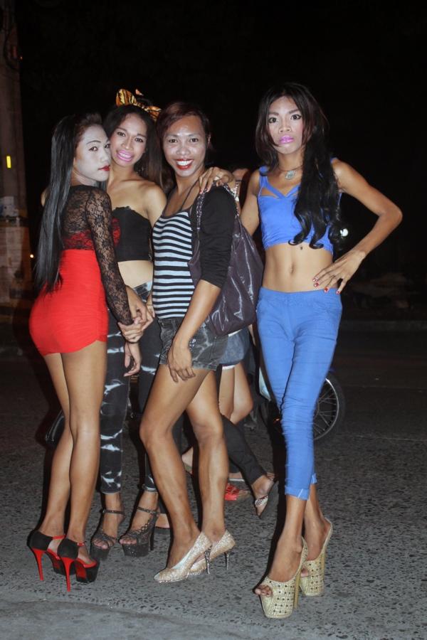 Секс туризм в филлипины