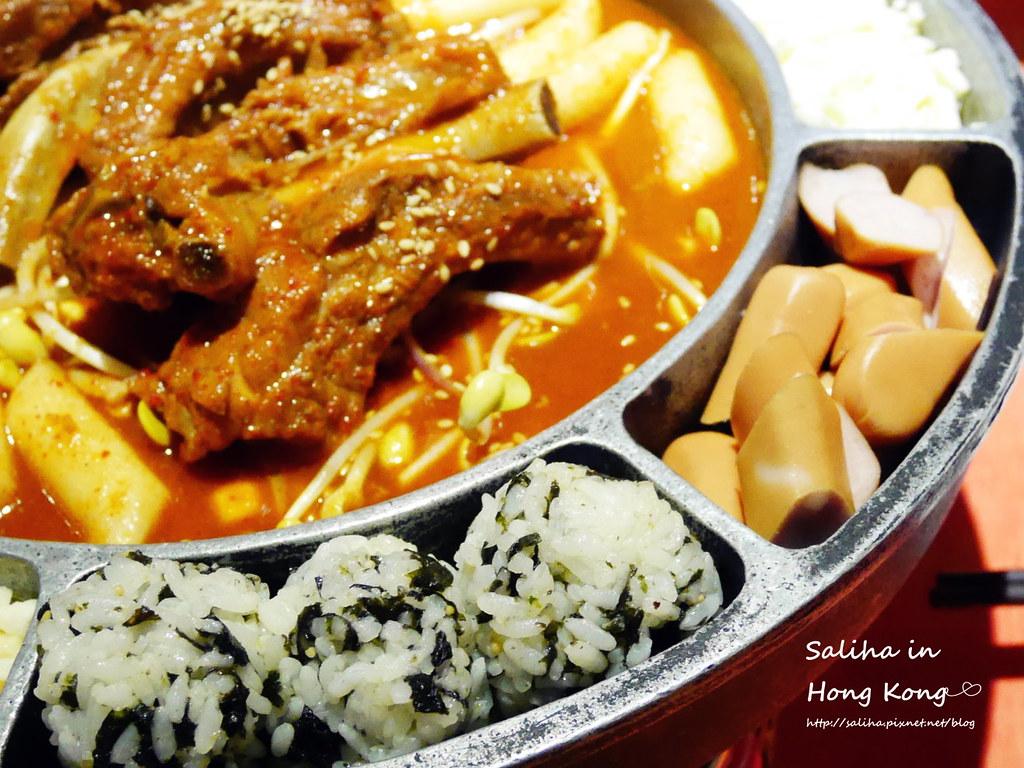 香港尖沙咀韓國料理推薦達人包車 Dalin Pocha (15)