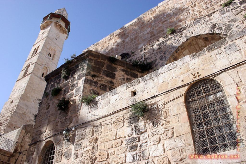 Исторический центр Иерусалима пейзажи