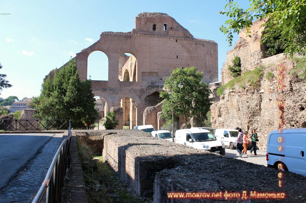 Рим — столица Италии фотопейзажи