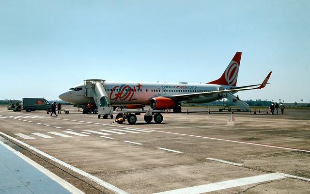 Boeing 737-800 @ IGU
