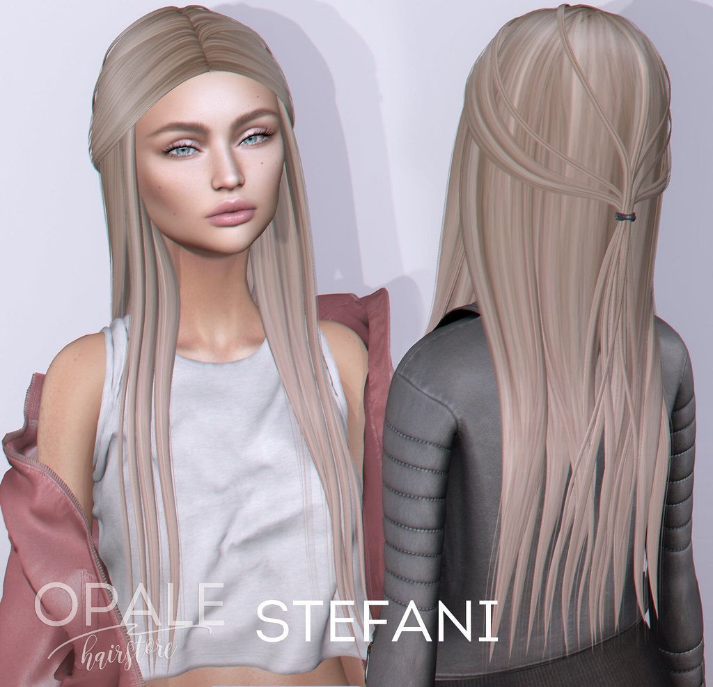 Opale Hair . Stefani @ Shiny Shabby November 2017
