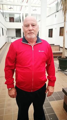 José Granado, histórico presidente del Consolación