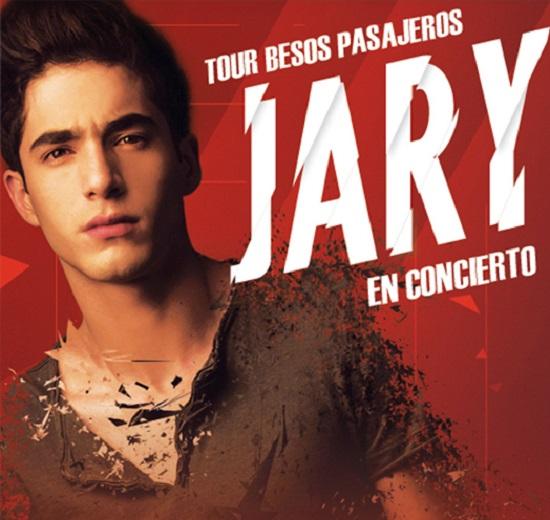 Jary Tour «Besos Pasajeros» / Teatro Diana.