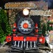 Santa's Summerhill Express, Summerhill Garden Centre, Billericay, Essex