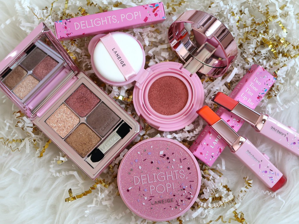 Laneige Delights Pop Holiday Collection 2017