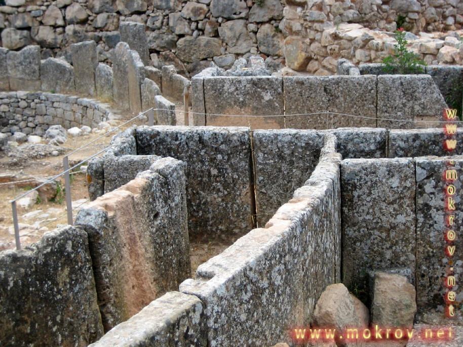 Исторический центр Афины в Греция и фотограф