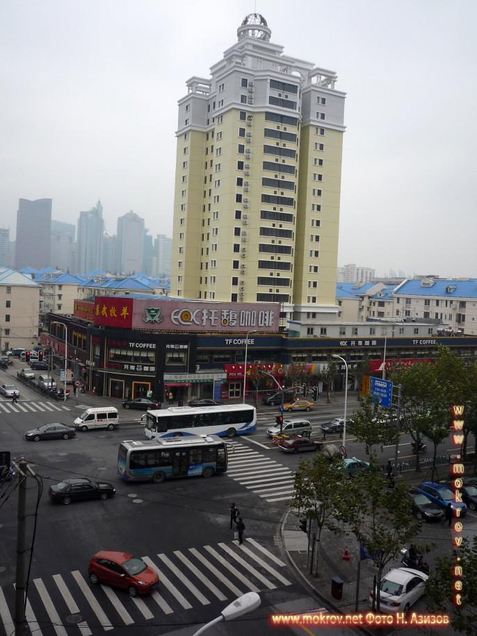 Китай - Шанхай пейзажи