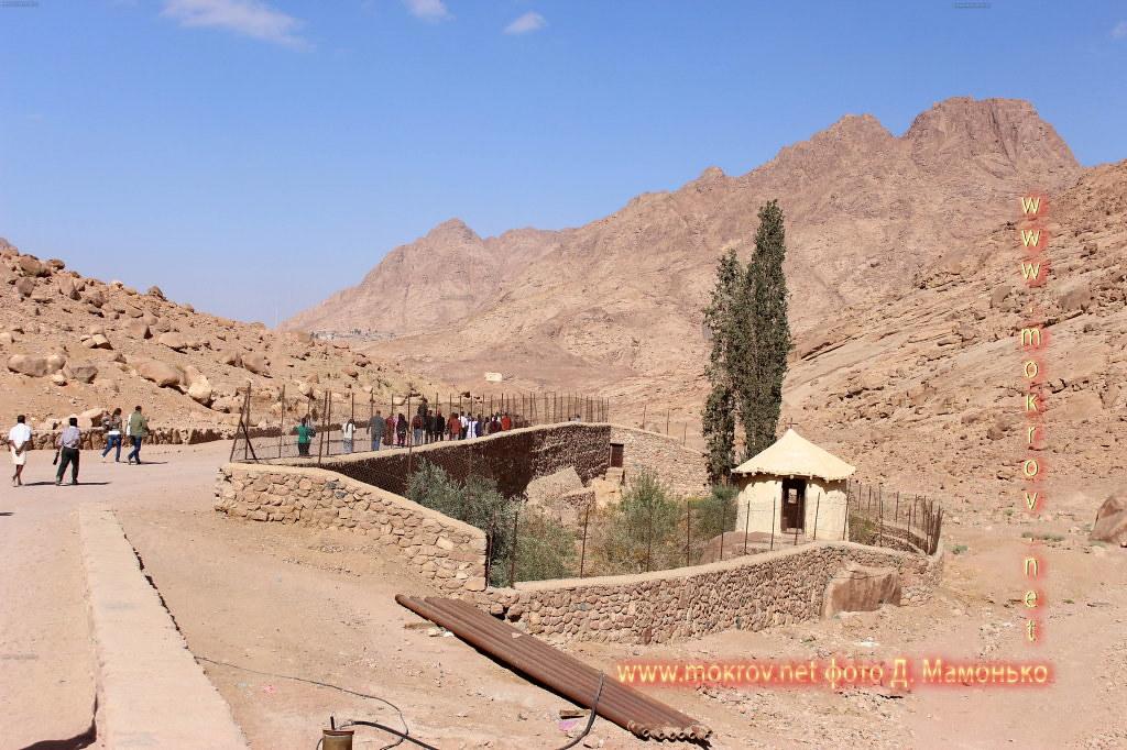 Синайские горы Фотоискусство