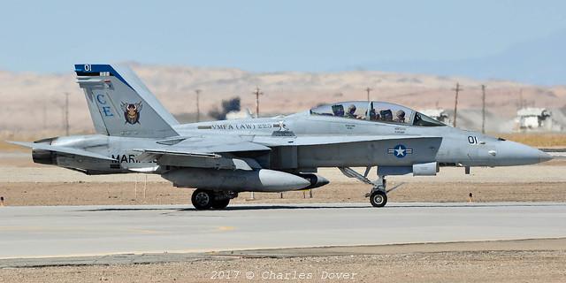 F/A-18D 165411/CE-01 VMFA(AW)-225