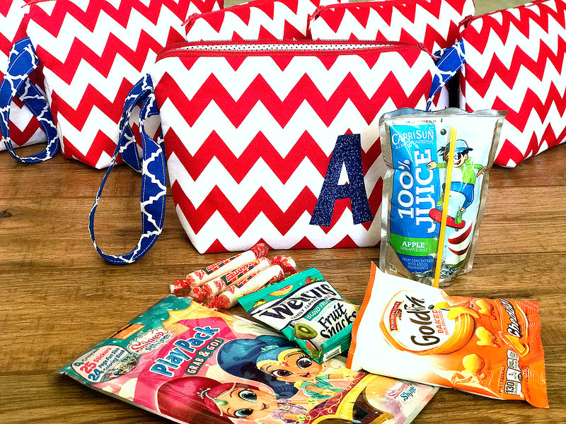Allstar Cheerleading Goody Bags 3