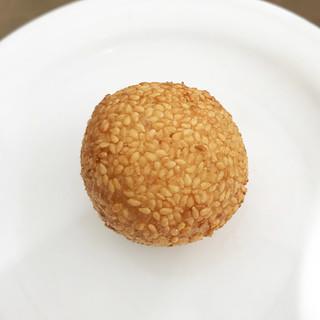 Dim Sum: Sesame Ball