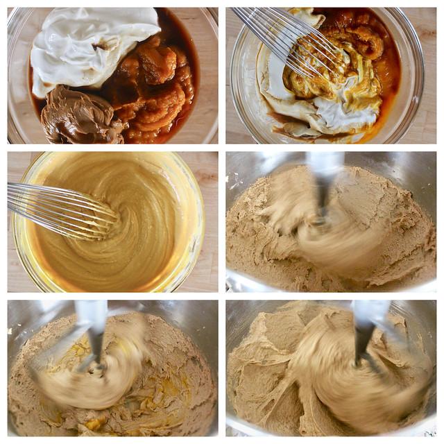 Pumpkin & Cookie Butter Sheet Cake - 47