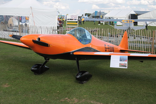 G-FUUN Silence Aircraft Twister [LAA 329-15078] Sywell 010917