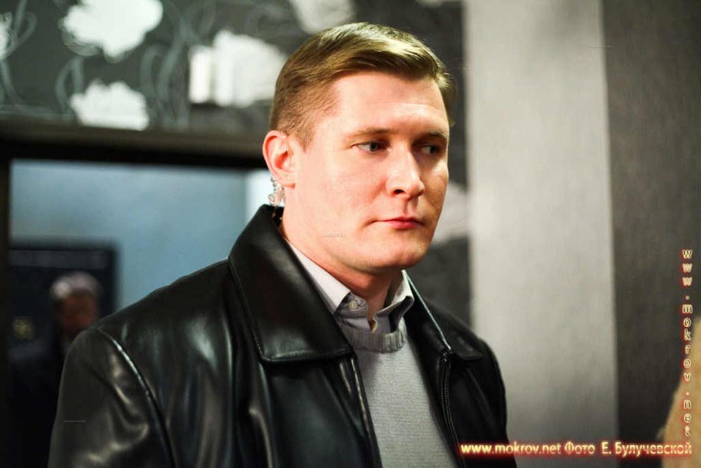 Актер Иван Мамонов