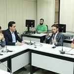 sex, 01/12/2017 - 10:03 - Audiência pública para discutir as ações da prefeitura para a mudança no tráfego de caminhões do Anel Rodoviário Celso Mello Azevedo