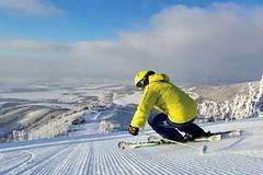 Dolní Morava - užijte si 100% zimu vhorském resortu