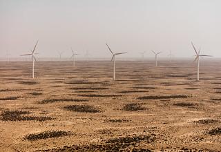 Windenergie wird eine wesentliche Rolle bei der Diversifizierung des marokkanischen Energiemix spielen / Wind power to play a key role in diversifying the energy mix of Morocco